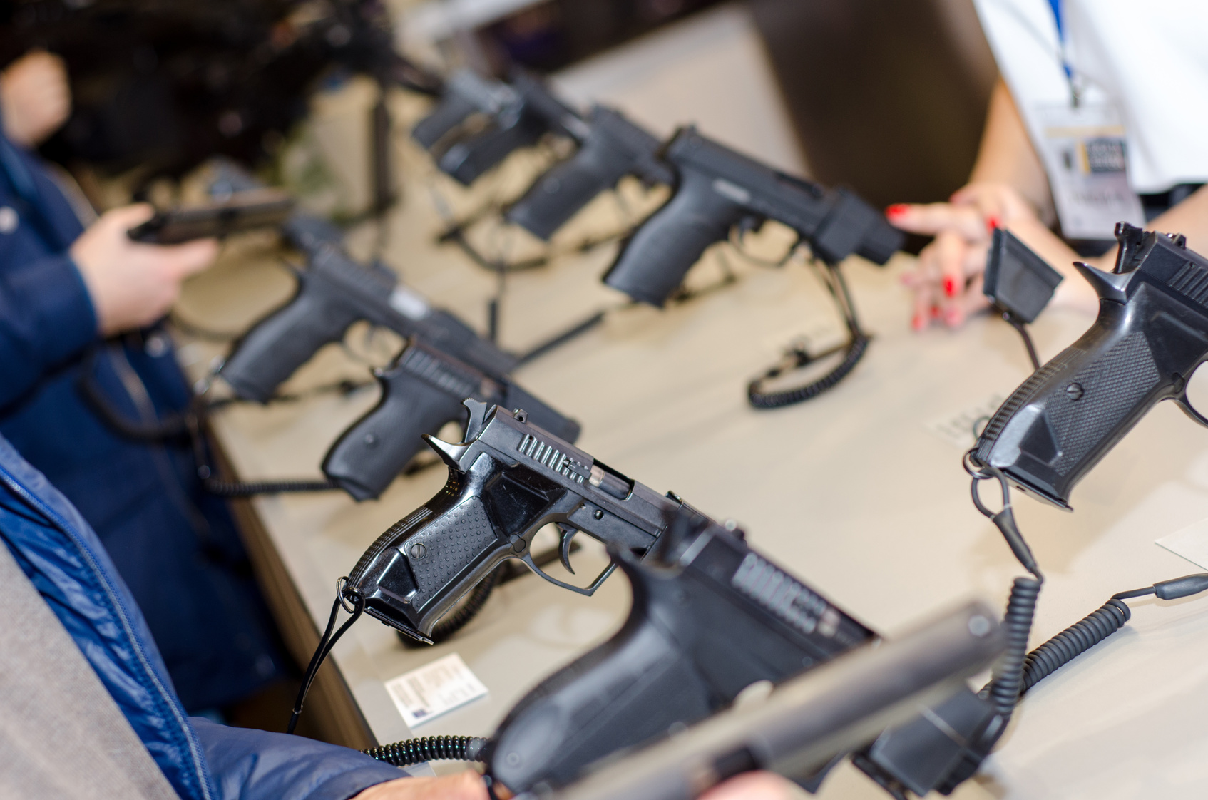 Gun Law History in the United States and Second Amendment