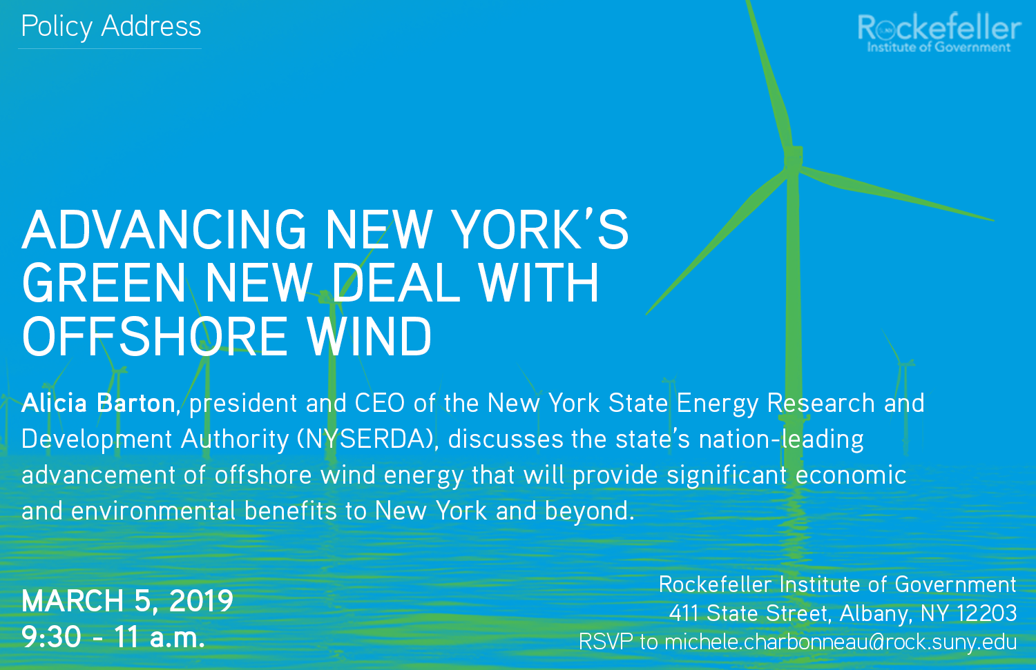 Advancing New York S Green New Deal With Offshore Wind Rockefeller Institute Of Government - 43+ Social Benefits Of Wind Energy Pics