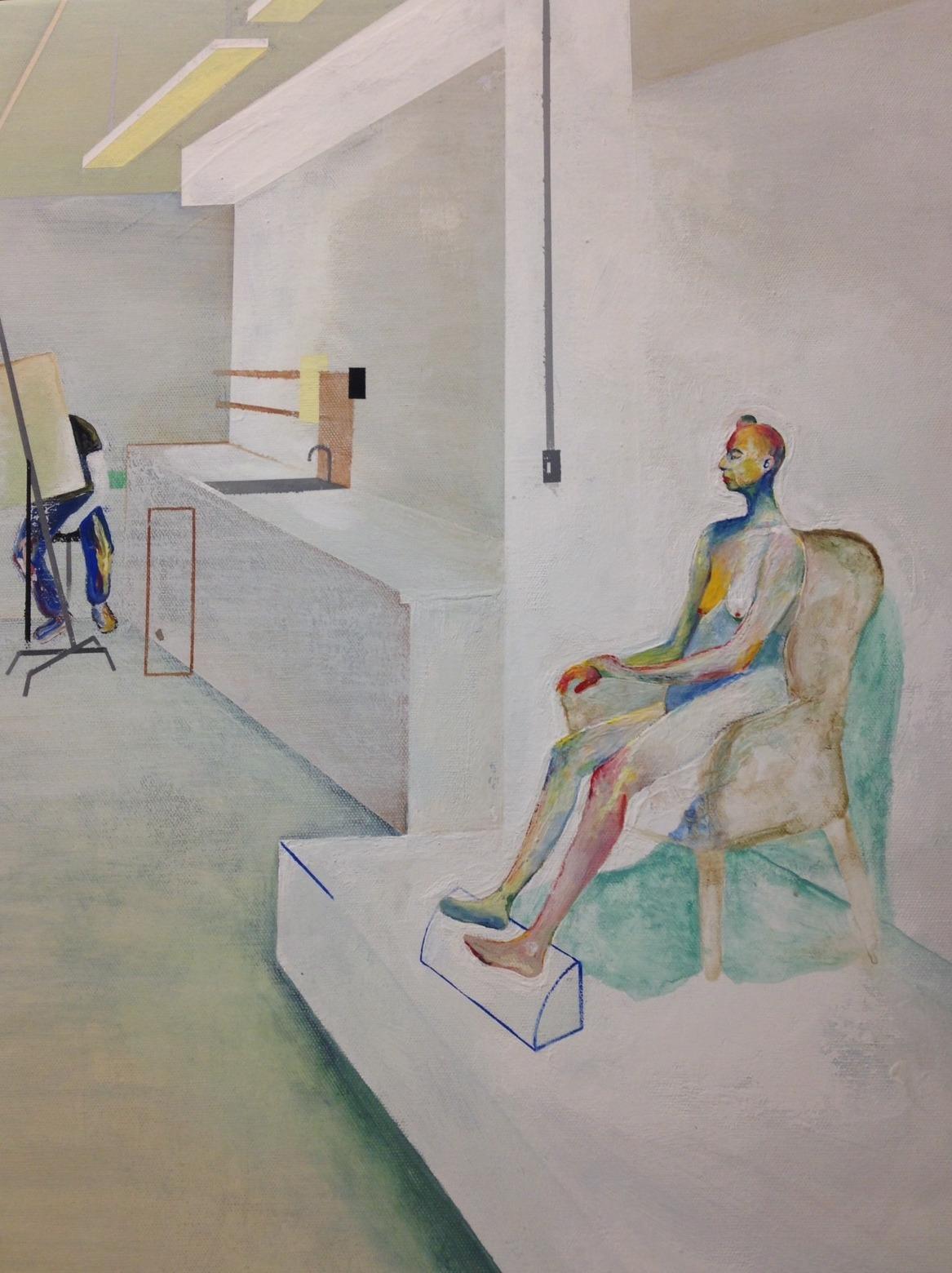 Untitled - Riku Iwanami, Student, Rockland Community College