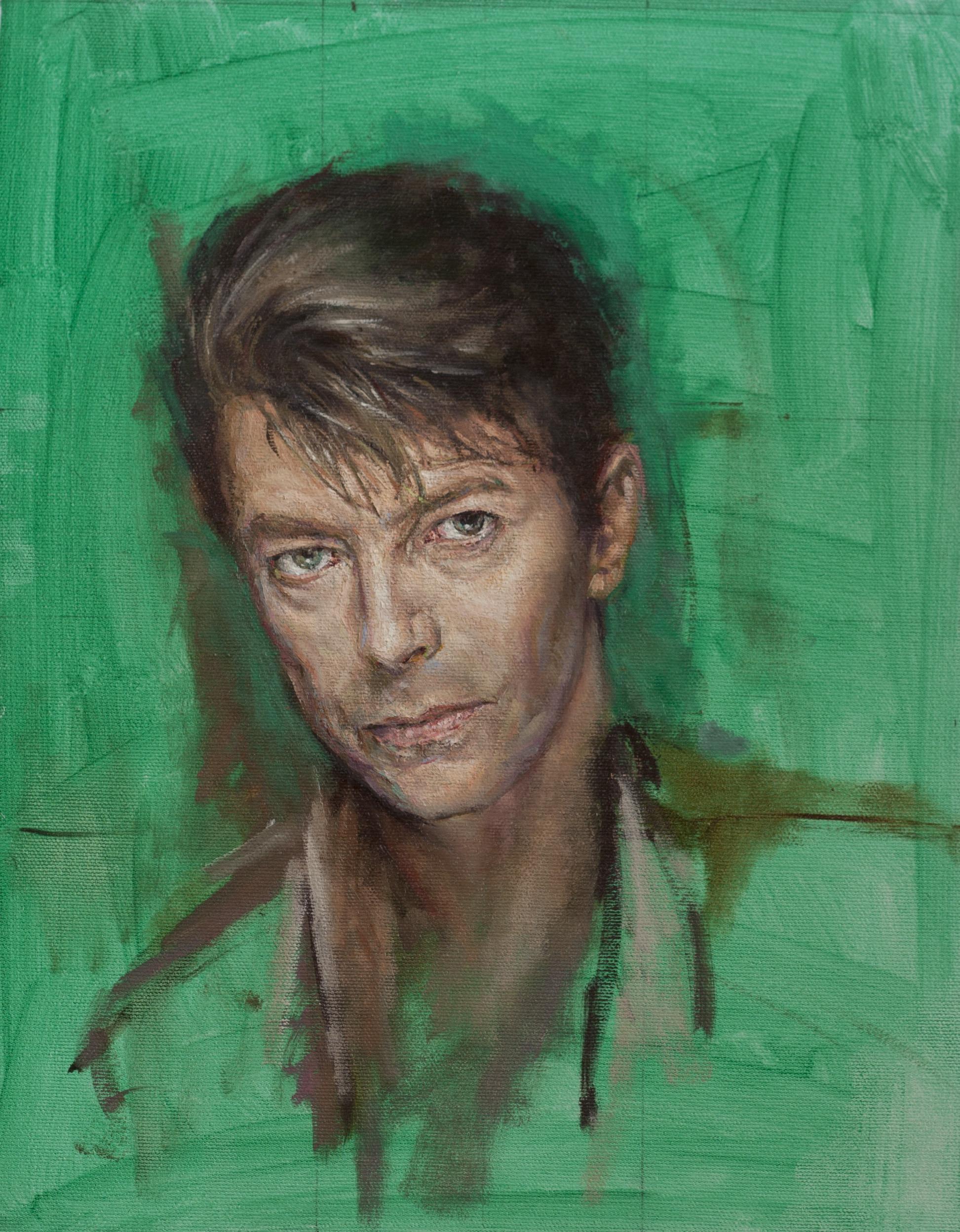 Bowie - David Zeggert, Faculty, SUNY Broome CC