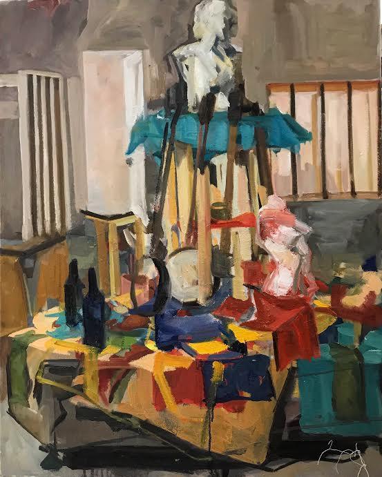 Still Life in Motion - Haley Hayden, Student, Fashion Institute of Technology